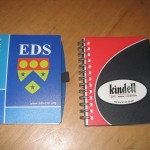 EDS & KINDELL JOURNAL (NOTEPAD)